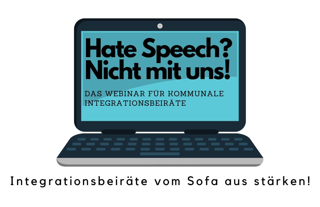 Webinar: Umgang mit Hate-Speech/Hassrede